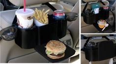 Oh my gosh! This would make long road trips easier