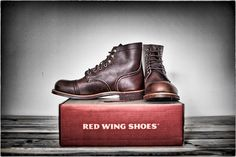 HDR Photo of Red Wing Iron Rangers