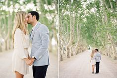 South of France Engagement Session