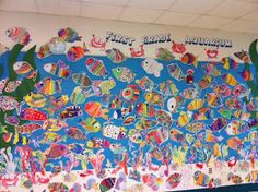 Apex Elementary Art: One Fish, Two Fish, Red Fish, Blue Fish
