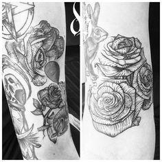 David Poe at Inkery Tattoo in Austin
