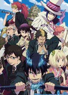 Ao no Exorcist (Blue Exorcist) VOSTFR/VF BLURAY - Animes-Mangas-DDL.com
