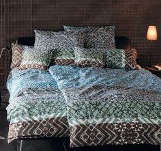 Bassetti Granfoulard.- Juego de funda nordica Latemar V3 para cama de 135 (3 piezas): Amazon.es: Hogar