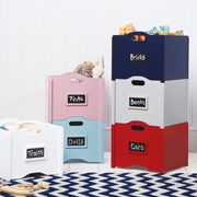 Keep your home tidy with our collection of toy storage boxes. Choose from a range of wooden toy chests, baskets and more at Great Little Trading Co. Stacking Storage Boxes, Toy Storage Boxes, Stacking Toys, Kids Storage, Toy Boxes, Storage Ideas, Great Little Trading, Traditional Toys, Desk Tidy