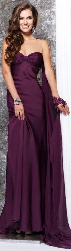Tarik Ediz couture 2013  women fashion outfit clothing style apparel @roressclothes closet ideas