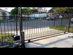 Gate1® GA1000 Slide Gate Opener