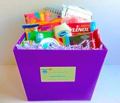Pregnancy Survival Kit by NewMomSurvival on Etsy
