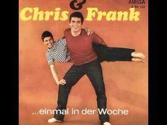 Chris Doerk & Frank Schöbel - Frühling in der Stadt  1967