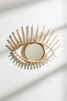 Idée de DIY #miroir #oeil #DIY
