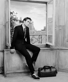 """""""Robert Pattinson for Dior Homme Spring 2018 Campaign """""""