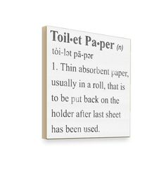 Funny Bathroom Toilet Typography Art Decor, PRINTABLE / DIGITAL File, 8