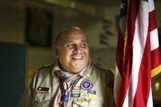 Only a small number of Boy Scouts make Eagle Scout. The feat is even harder when you come from inner-city poverty.