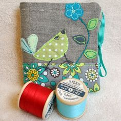 Sewing Needle Case - Folksy