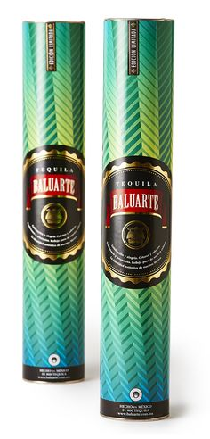 Special Edition Tequila Baluarte Packaging