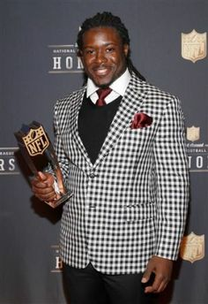 Packers: Eddie Lacy named NFL's top offensive rookie : Sports