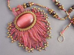 Beaded cabochon - Media - Beading Daily