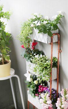 Einmal Alles In Pastell, Bitte! {balkon-umstyling Mit Der ... Mobel Fur Balkon 52 Ideen Wohnstil