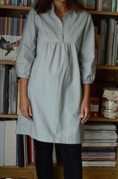 Dress length TOVA - seen on Aneela Hoey's blog