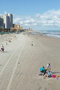 Beach - No. 2, Daytona Beach, FL, February, 2014