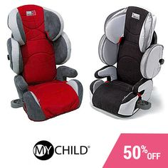 Travel Max Car Seat Booster