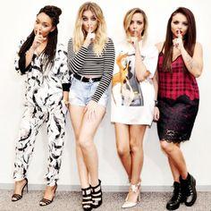 Little Mix in Japan❤️💁🏻🈲 Little Mix Japánban❤️💁🏻🗾
