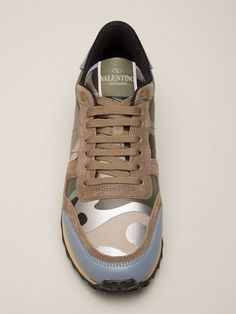 Shop Valentino Garavani 'Rockrunner' sneakers
