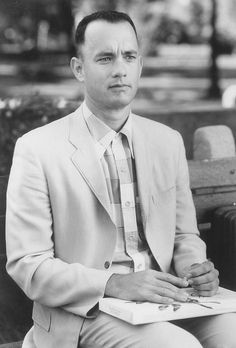 Tom Hanks Forrest Gump (1994) One of the greatest actors of all time.