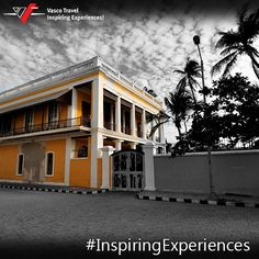 Experience a slice of colonial France in the city of #Pondicherry.