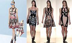 geometric fashion prints - Google Search