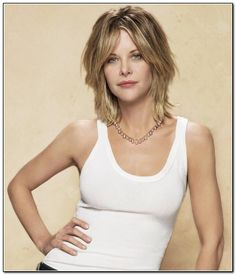 Meg Ryan Haircuts in Hairstyles