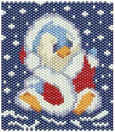 Le gioie di Happyland - patterns: Natale