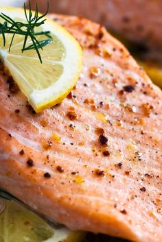 There's no need to panic—that white stuff oozing from your salmon is harmless (and safe to eat). But what exactly is it, and how do you get rid of it? Fish Recipes, Low Carb Recipes, Healthy Recipes, College Cooking, Food Hacks, Food Tips, Grilling Tips, Tasting Table, Tasty