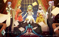 Vocalover: EveR ∞ LastinG ∞ NighT - Vocaloid 8 (Romaji and ...