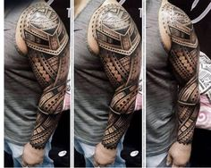 100 Maori Tattoo Designs For Men -New Zealand Tribal Ink Ideas Incredible Maori Male Tattoo Full Sleeve Polynesian Tattoo Sleeve, Polynesian Tattoo Designs, Maori Tattoo Designs, Hawaiian Tattoo, Full Sleeve Tattoos, Hawaiian Tribal, Maori Tattoo Frau, Maori Tattoos, Samoan Tattoo