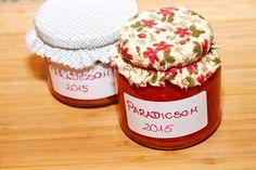 Házi sűrített paradicsom recept