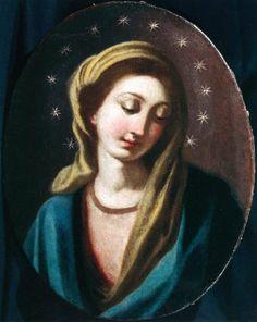 Painting: Madonna by St. Alphonsus Liguori, C.Ss.R
