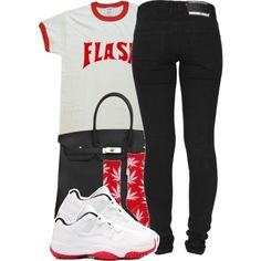 Untitled #1235, created by ayline-somindless4rayray on Polyvore