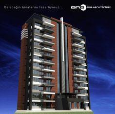 SENKRON SİTESİ; Geleceğin binalarını tasarlıyoruz... #dnamimarlik #nailatasoy #dnarchitecture #codeofdesign