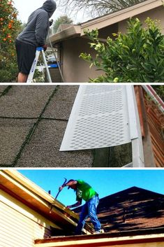 Are you thinking about getting some gutter guards installed on your home gutter system? It's not an easy task, but it can be done yourself. However, if you're unsure and want to make sure it's done right, I'd recommend checking out the install cost for gutter guards by a professional. Gutter guard installation cost shouldn't break the bank and is wroth every penny. This guide breaks it all down for you! Gutter Guards, Protecting Your Home, Construction Materials, Mold And Mildew, Garden Tools, Lawn, Backyard, Gardening, Patio