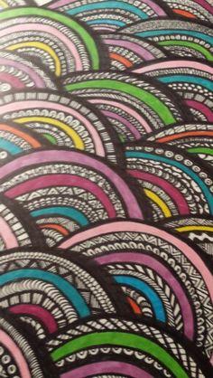 Today's doodle  2015 Lisa Mahin