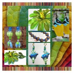Lots of New Jewelry @RescuedOfferings by rescuedofferings on Polyvore featuring integrityTT, EtsySpecialT and EtsyTeamUnity