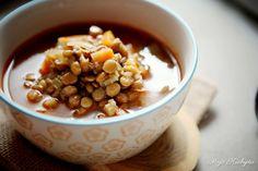 Moja kuchyňa: Šošovicová polievka
