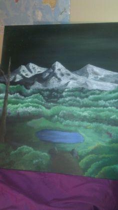 Jabba Mountain - Not yet finished.