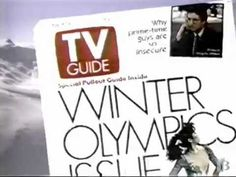 1992 TV Guide Winter Olympics Commercial