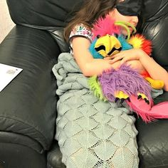 Caitlin has wanted a mermaid blanket for ages and she certainly loves this one.  I got her an adult size one - well you've got to allow for growing room haven't you?  Plus I can 'borrow' it when she's not about!  #motherslove #nothingisordinary #simplychildren #thepursuitofjoyproject  #noordinarykids #unitedinmotherhood #documentyourdays #standstillmychild #perfectandproud #lifecloseup #pinklinker #UKParentBloggers #themagicineveryday #MyCapturedMoment #abmhappylife #CaptureMyPositive…