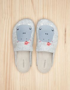 Jungle animal bio slippers - Home - Footwear - Serbia