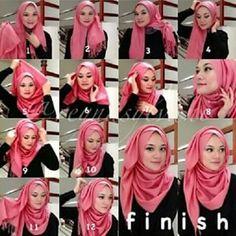 www.caramemakaihijab.tk: cara memakai hijab tumpuk