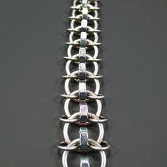 Hardware bracelet Hex nut bracelet Hefty men's jewelry by MailedIT