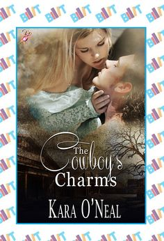 """See the Tweet Splash for """"The Cowboy's Charms"""" by Kara O'Neal on BookTweeter"""