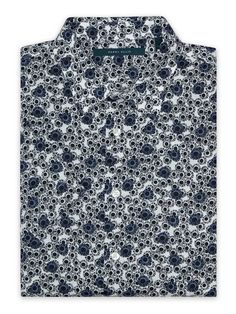 #FashionVault #perry ellis #Men #Tops - Check this : Perry Ellis Big and Tall Short Sleeve Flower Shirt for $29.99 USD